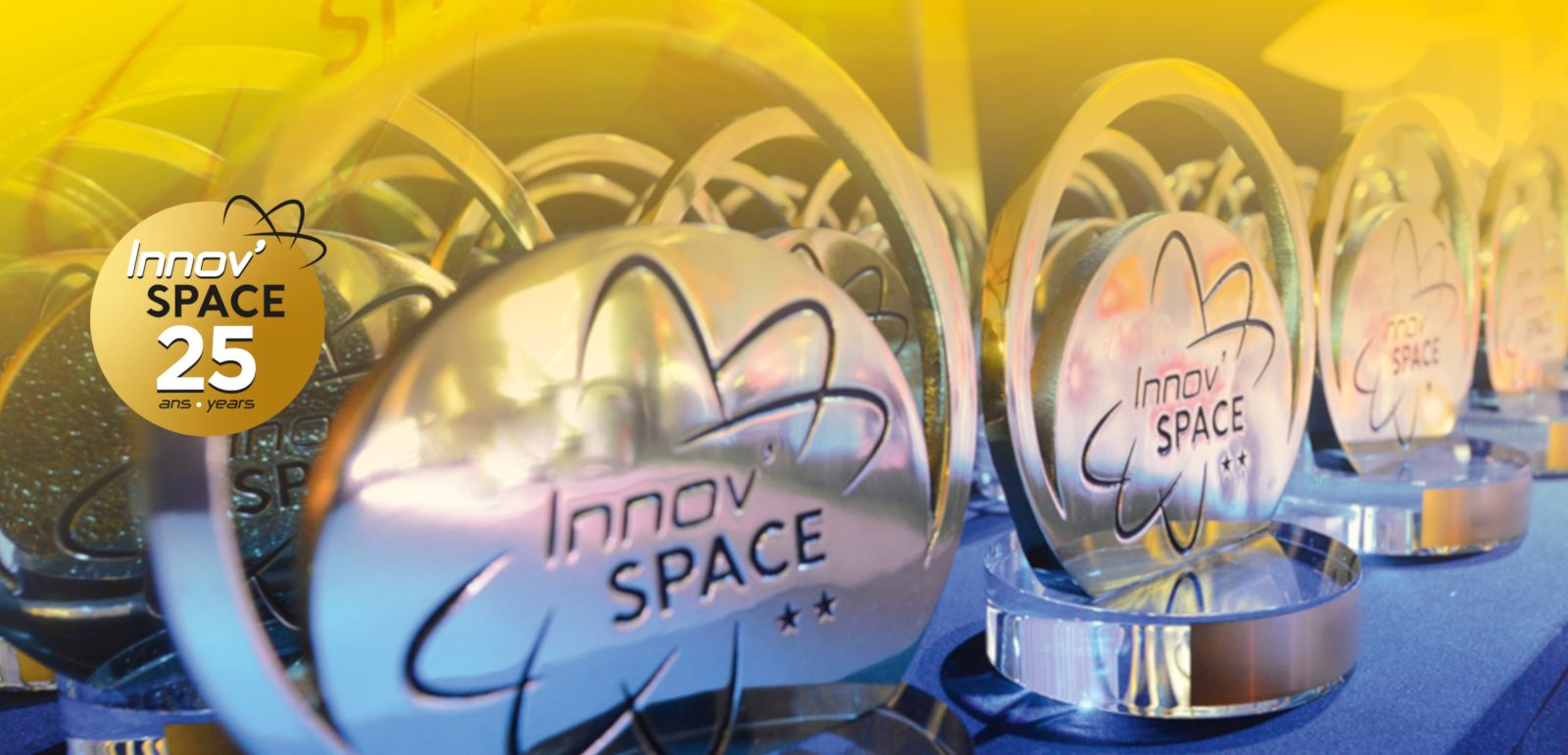 25 years of Innov'Space