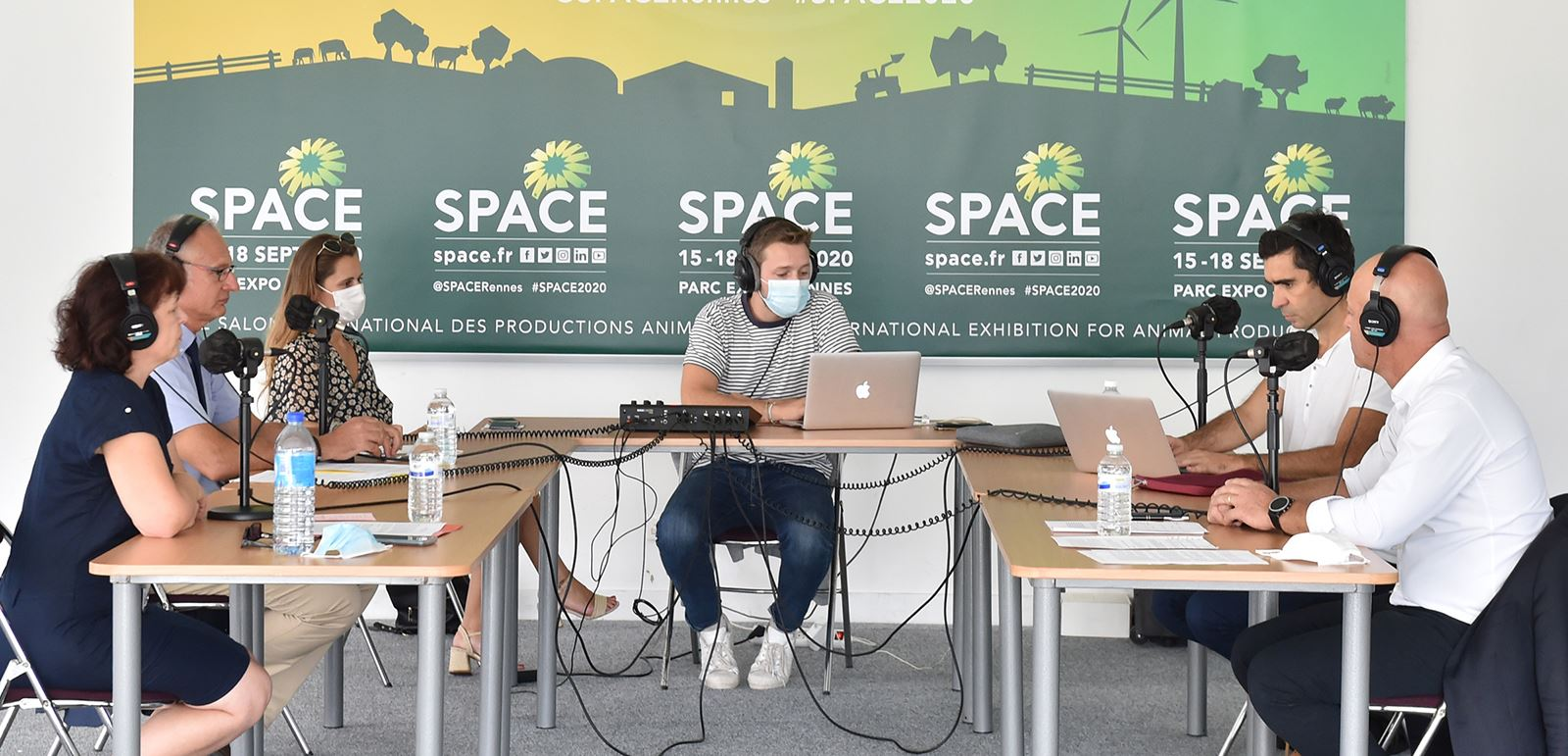Espace podcasts