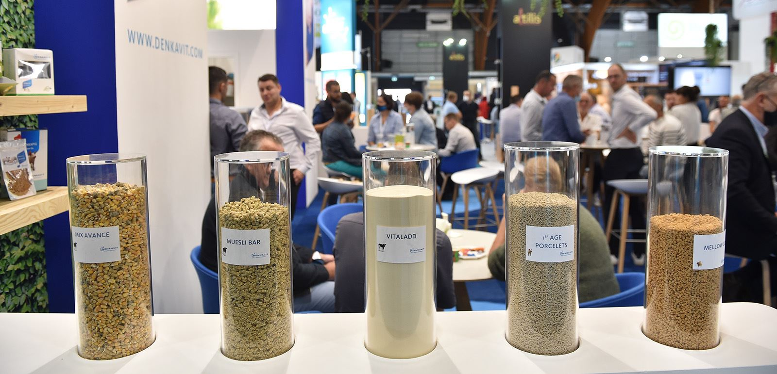 1.400 exhibitors from 42 countries
