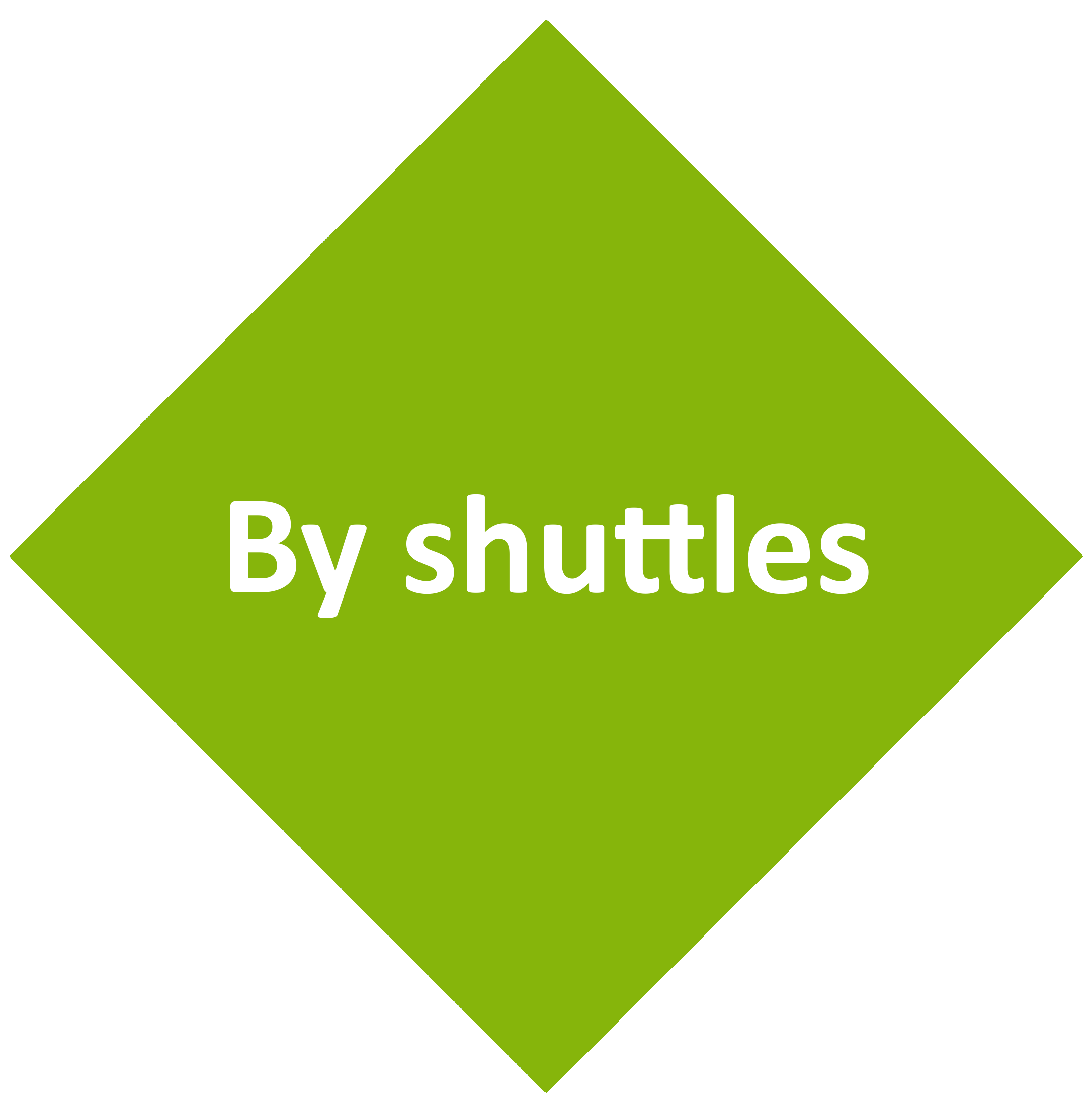 Getting to Rennes by shuttles