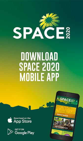 SPACE 2020 mobile app